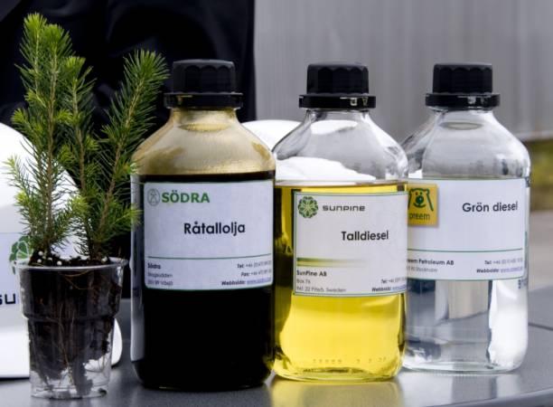 Biodiesel na bazie drewna