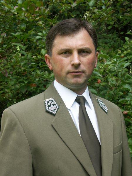 Marian Pigan, dyrektor generalny Lasów Państwowych