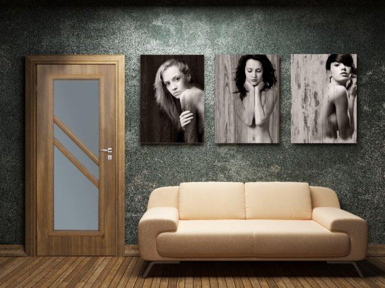 Drzwi Antiope z kolekcji Classen
