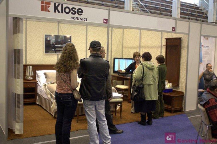 Firma Klose na targach Gastro-Hotel