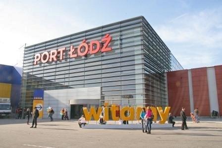 Centrum Handlowe Port Łódź.
