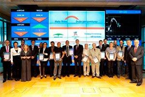 Mikroprzedsiębiorcy Roku 2011