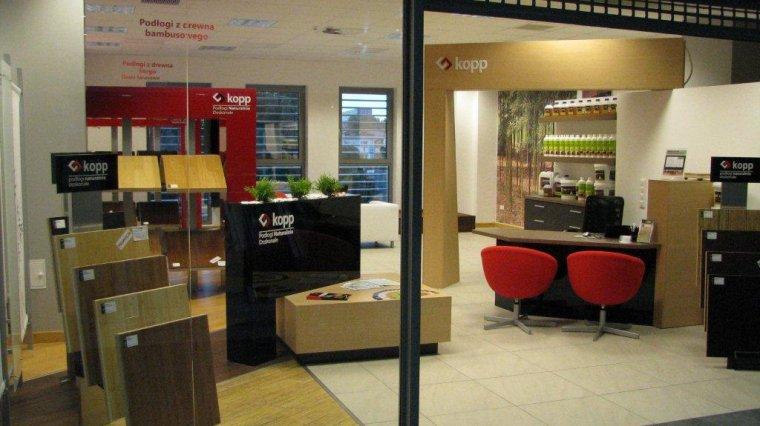Salon firmowy Kopp w Bydgoszczy