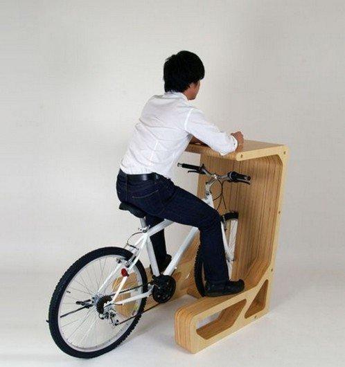 Stolik rowerowy