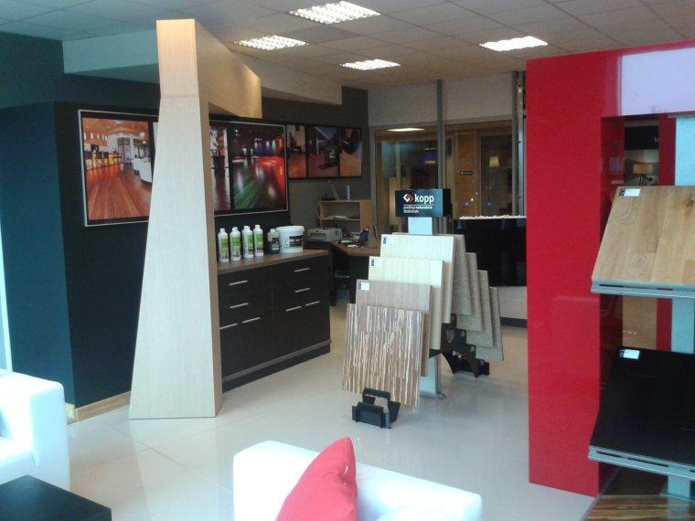 Salon firmowy Kopp w Poznaniu