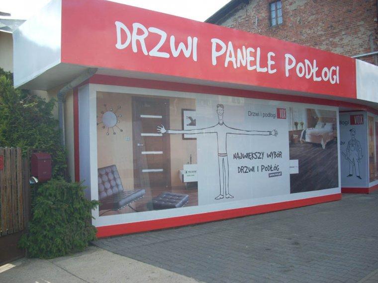 Drzwi i podłogi Vox - Salon franczyzowy w Krotoszynie