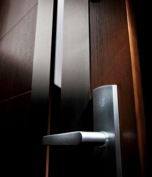 Powłoka lakiernicza drzwi Longinus