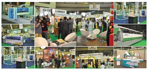 Oknem na arabski rynek mogą być targi WoodShow w Dubaju, których kolejna edycja odbędzie się w kwietniu 2012r.