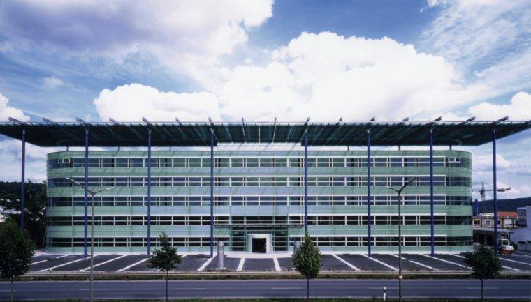 Siedziba zarządu Pfleiderer AG w Neumarkt