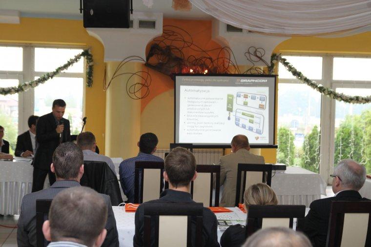 Konferencja w Chojęcinie