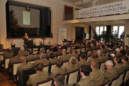 Konferencja: Nauka a problemy współczesnego leśnictwa