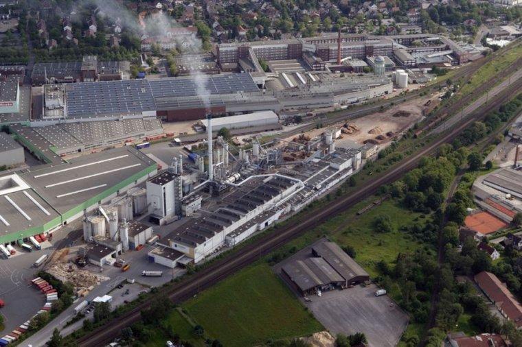 Zakład produkcyjny Pfleiderer w Baruth