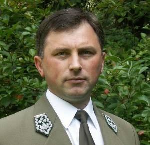 Marian Pigan - Dyrektor Generalny Lasów Państwowych