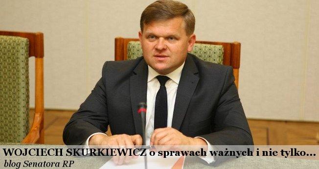 Wojciech Skurkiewicz - Senator RP