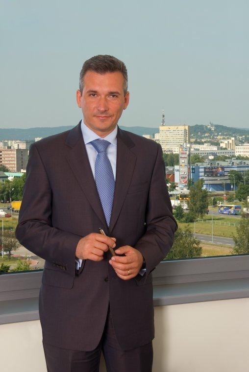 Paweł Wrona - Prezes Zarządu Barlinek SA