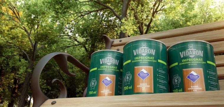 Produkty marki Vidaron pomagają w pracach renowacyjnych