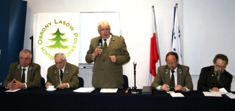 III Zjazd Ruchu Obrony Lasów Polskich