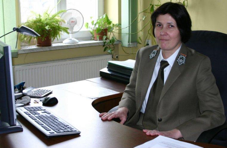Renata Szczurek, zastępca dyrektora ds. ekonomicznych RDLP w Krakowie