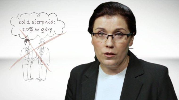 Małgorzata Krasnodębska-Tomkiel, Prezes Urzędu Ochrony Konkurencji i Konsumentów