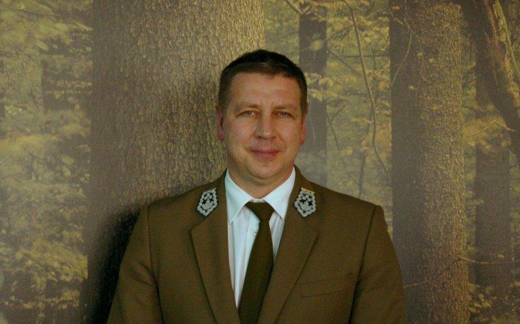 Adam Wasiak - Dyrektor Generalny Lasów Państwowych