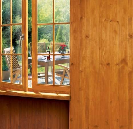 Warto dbać o drewniane okna