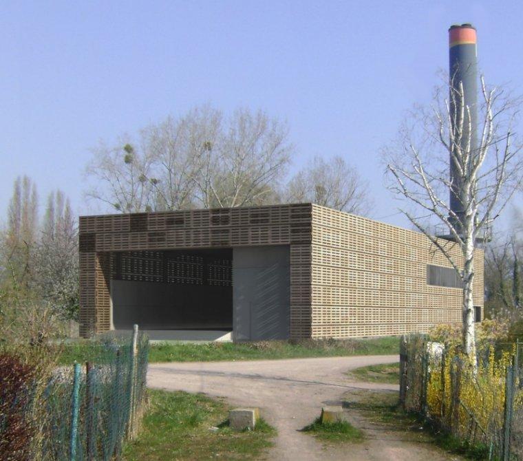 Cité de L'ill