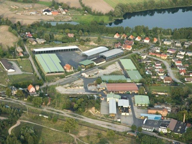 Zakład produkcji programu ogrodowego w Pszczewie