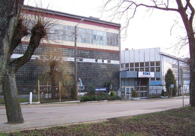 Siedziba spółki Rema w Reszlu