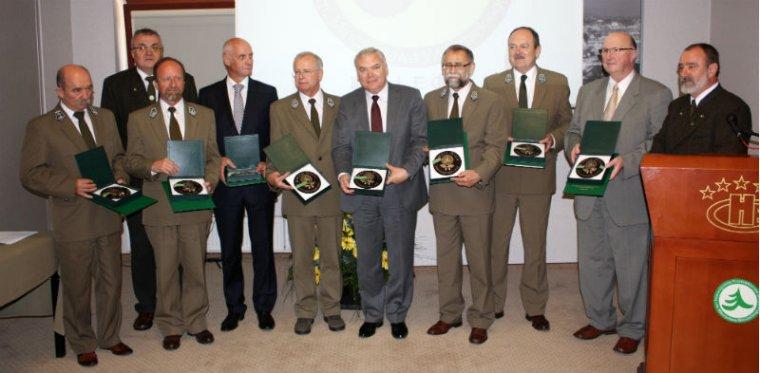 Partnerzy Stowarzyszenia uhonorowani pamiątkowymi medalami 20-lecia SPL