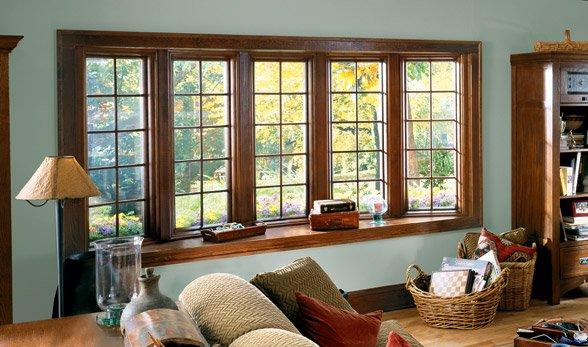 Fibrex drzewny kompozyt wykorzystywany w produkcji profili okiennych