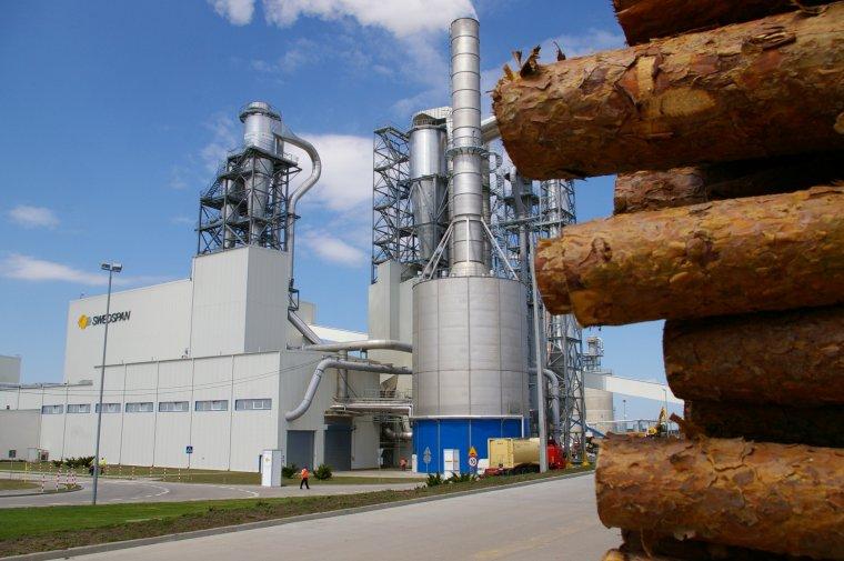Najnowsza inwestycja koncernu IKEA w Polsce - Fabryka ultracienkich płyt HDF i tartak w Koszkach