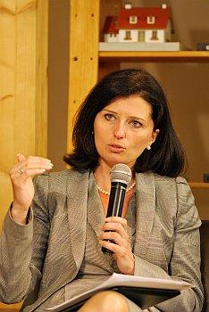 Wiceminister Ilona Antoniszyn-Klik