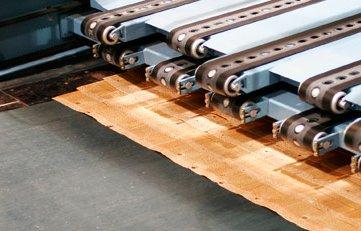 Raute jest specjalistą od urządzeń służących do produkcji LVL
