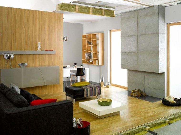 Płyta budowlana MFP umożliwia różnorodne i efektowne wykończenie powierzchni budynku