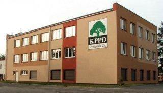 Siedziba Koszalińskiego Przedsiębiorstwa Przemysłu Drzewnego
