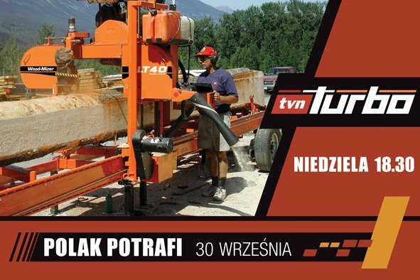 Wood-Mizer w TVN TURBO