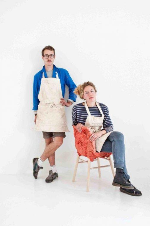 Well Proven Chair - Marjan van Aubel