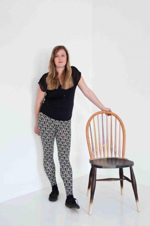 Leftovers chair - Lauren Davies