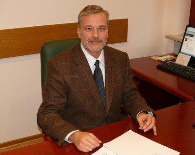 Dyrektor IBL prof. Tomasz Zawiła-Niedźwiecki