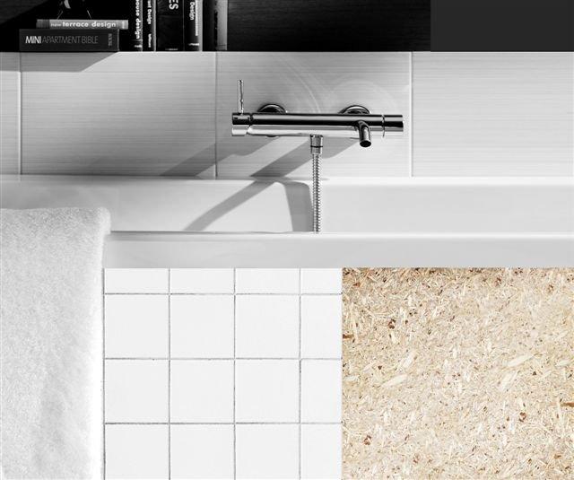 MFP® można z powodzeniem stosować przy remontach kuchni i łazienek.