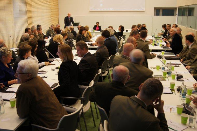 Konferencja: Lasy w Polsce, lasy w Europie - wstęp do Narodowego Programu Leśnego