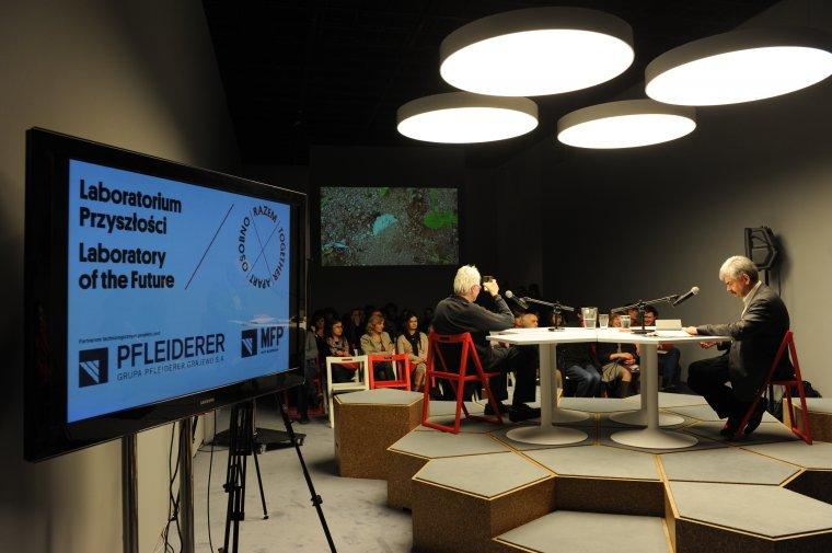 Pfleiderer MFP partnerem projektu Laboratorium Przyszłości