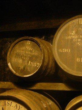 Whisky - wszystko zaczyna się od dębowej beczki....
