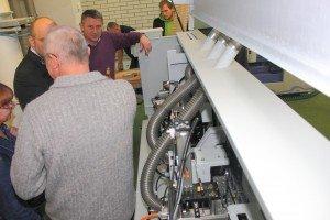 Otwarcie Centrum Pokazowo-Dydaktycznego Wydziału Technologii Drewna SGGW