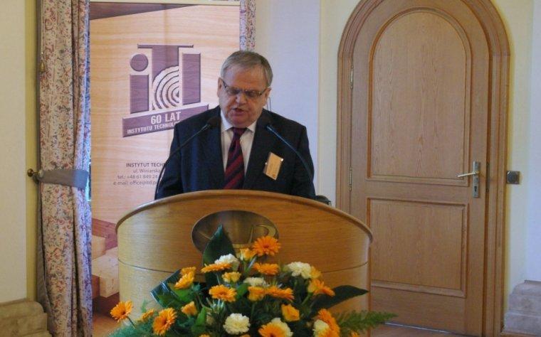 Dyrektor Instytutu dr. Władysław Strykowski