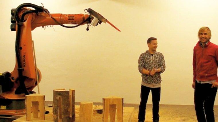 Tibor Weissmahr i Tom Pawlofsky prezentują 7Xstool