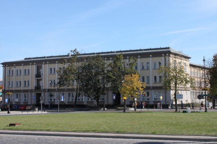 Budynek Sądu Okręgowego w Białymstoku