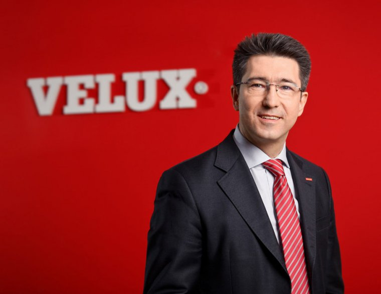 Jacek Siwiński - Dyrektor Generalny VELUX Polska