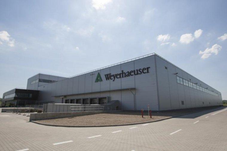 Fabryka włókien sieciowanych Weyerhaeuser Poland, Gdańsk Kokoszki
