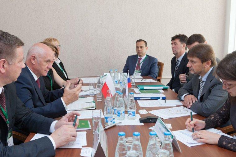Polsko-rosyjskie rozmowy o współpracy w leśnictwie